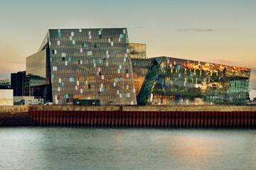 Harpa - Mannvit.is