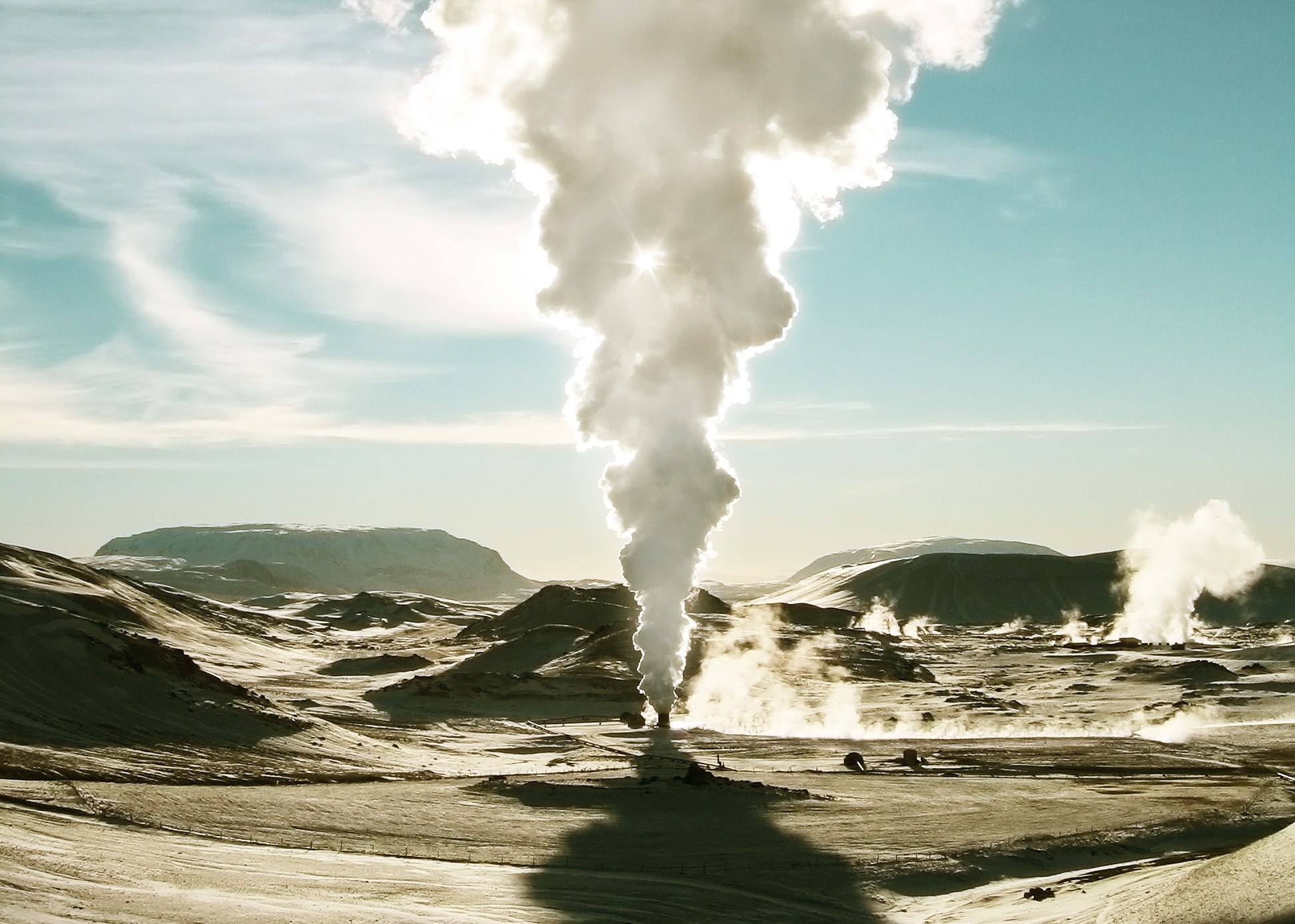 Geothermal Energy Pictures