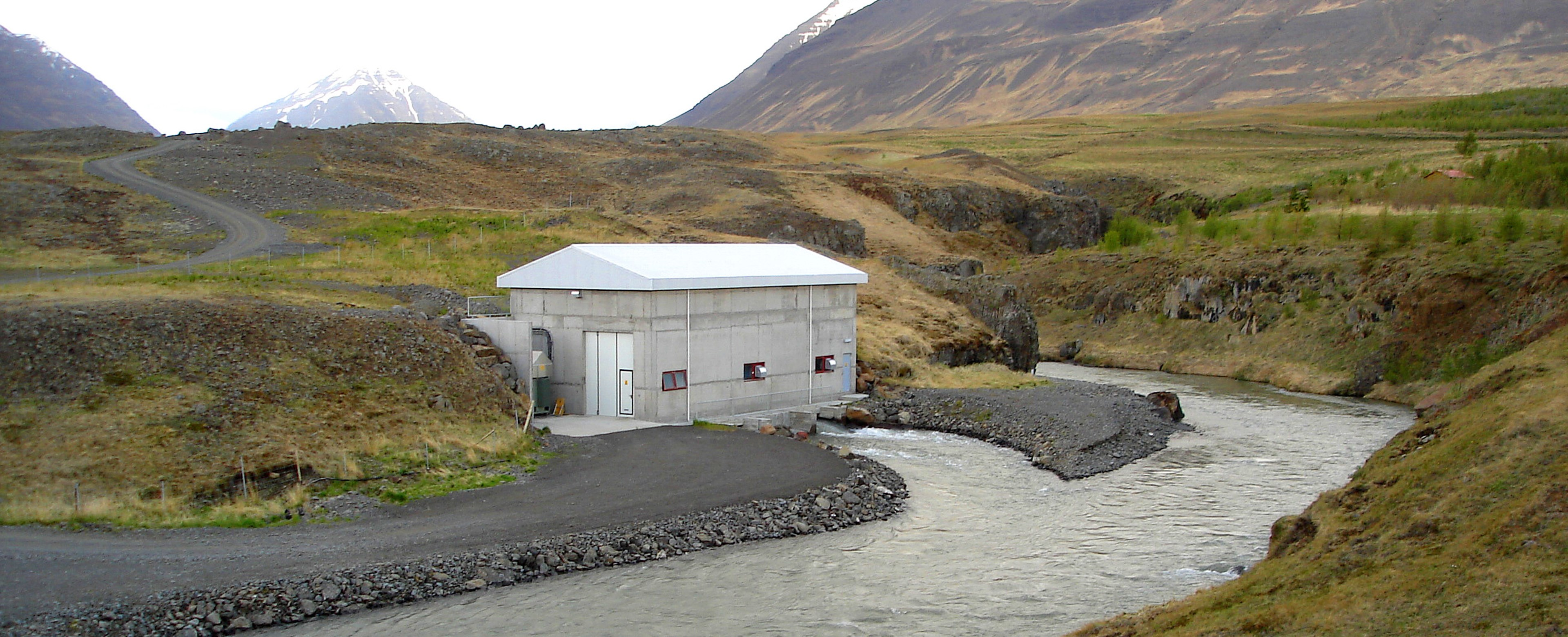 Mini Hydroelectric Dam : Small hydroelectric power hydro engineering