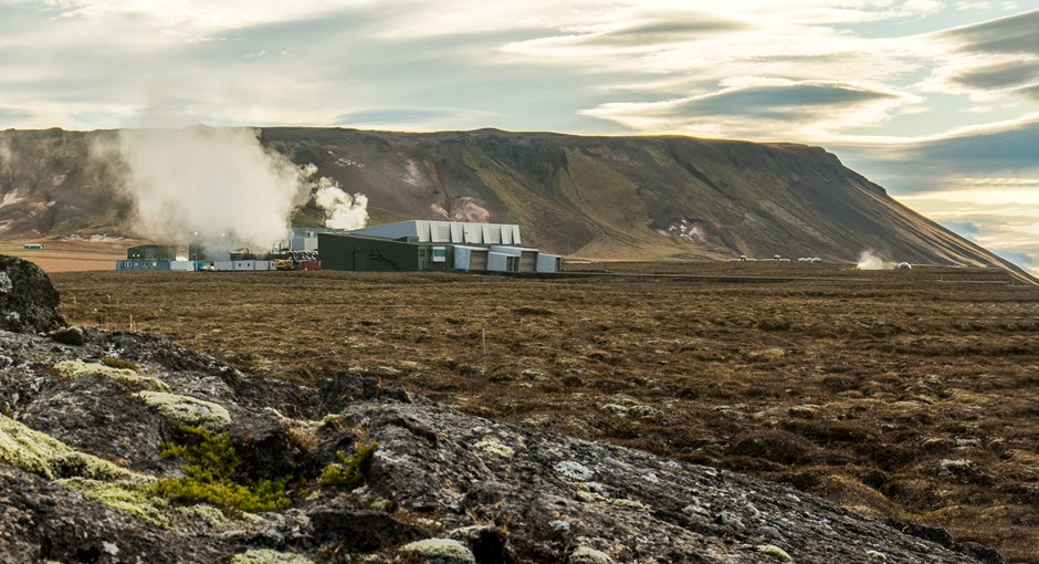 Theistareykir Geothermal Power Plant Design Engineering Mannvit
