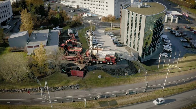 Geothermal Well Refurbishment District Heating